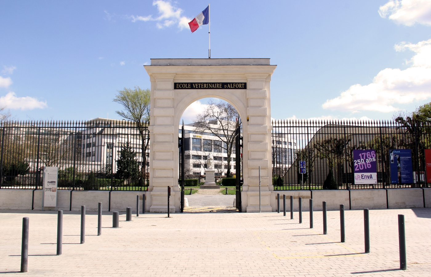Enva portail agreenium for Adresse ecole veterinaire maison alfort