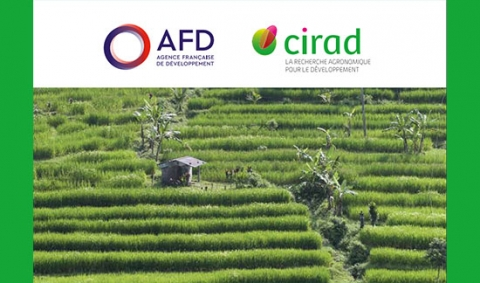 conférence du Cirad et de l'AFD au salon international d l'agriculture