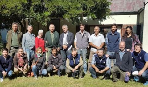 Rencontre avec Juan Kiehr, propriétaire de la ferme agroécologique la Aurora à Benito Juarez