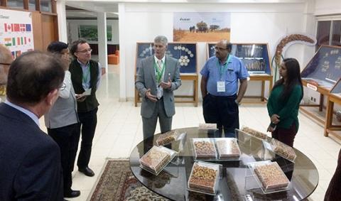 visite-ICRISAT-Inde