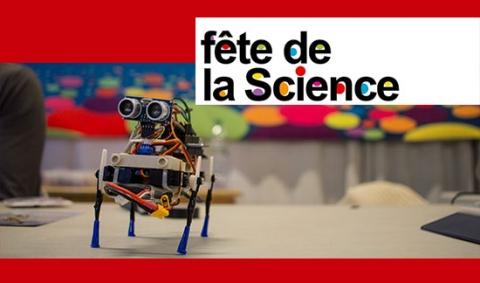 Fête de la science, enseignement supérieur et recherche